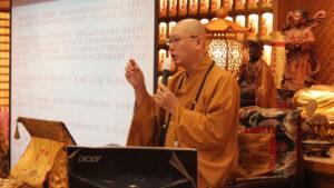 佛學講座-深和尚